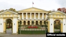 Здание администрации Санкт-Петербурга