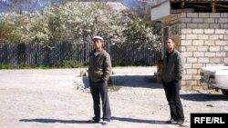 İsmayıllıda işsizlər, 3 aprel 2008