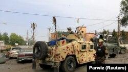 Forcat afgane në Jalalabad. Foto nga arkivi