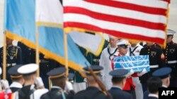 Пашэшткі амэрыканскіх салдатаў вярнуліся ў ЗША
