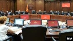 Архивска фотографија- седница на владата