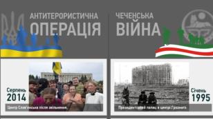 АТО і Чеченська війна: чи справді на Донбасі – друга Чечня?