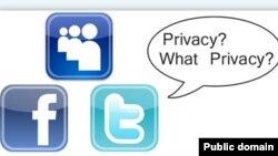 Sosial websahypalaryň logoptipleri