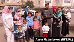 Асаналиевдердин үй-бүлөсү