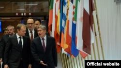 Алмазбек Атамбаевдин 2015-жылдын мартындагы Европа иш сапары.