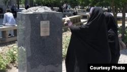 Şəhriyarın məzarı