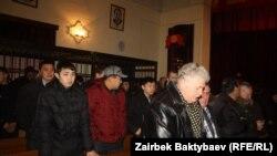 Суд по апрельским событиям, 2011