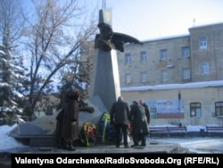 Пам'ятник Климові Савуру в Рівному