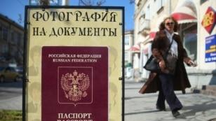 Pe căi ocolite, după pașaport rusesc