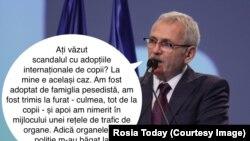 Bula Dragnea- Rosia Today