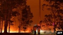Пожари во Австралија.