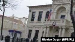 Ambasada SUA la Chișinău