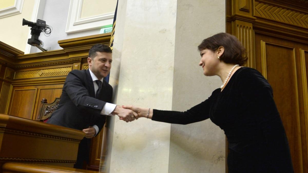 «Фемида с партбилетом «Слуги народа»: как Ирину Венедиктову назначали генпрокурором