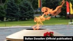 Бишкек. 9 мая 2020 года.