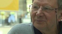 Omer Karabeg, autor emisije 'Most' Radija Slobodna Evropa
