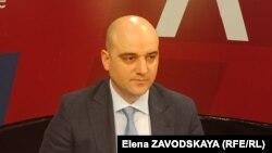 აფხაზეთის დე ფაქტო რესპუბლიკის შინაგან საქმეთა მინისტრი დიმიტრი დბარი
