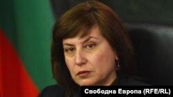 """Главният съдебен инспектор Теодора Точкова от юли отказва да отговори защо не изпълнява съдебно решение, задължаващо я да предостави стенографски протокол и доклад по проверката за """"ЦУМ-гейт""""."""