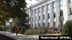 Здание министерства финансов РТ