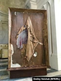 Инсталляция Берлинде де Брёйкере в храме Святой Венеры