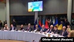 Întâlnire UE - Parteneriatul Estic din mai 2019
