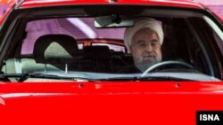 Iranian president Hassan Rohani made his comments at an international carmakers' conference in Tehran on March 1.