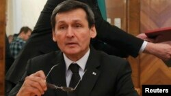 Türkmenistanyň daşary işler ministri Raşid Meredow
