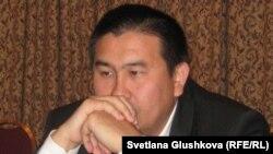Амангелді Шорманбаев, құқық қорғаушы, заңгер. Астана, 17 мамыр 2011 жыл