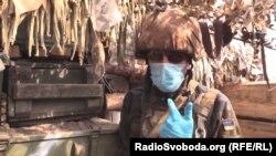 Сергій, військовослужбовець ЗСУ