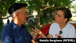 Gheorghe Lungu în dialog cu Diana Răileanu