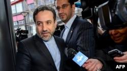 عباس عراقچی، معاون وزرات امور خارجه ایران