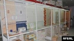 Закрывающиеся атырауские магазины стройматериалов предлагают товар по бросовым ценам.