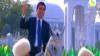 Türkmenistan Garaşsyzlygyň 25 ýyllygyny Harby ýöriş bilen belledi