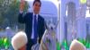 Бердымухаммедов катается на лошадях. Пресса превозносит «прогресс» и не упоминает кризис