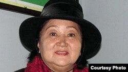 Меңди Мамазаирова.