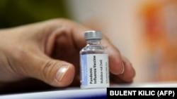 H1N1 вирусы вакцинасы. (Көрнекі сурет).