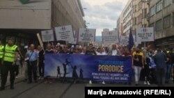 Šetnja u Sarajevu, 7. septembra 2019.