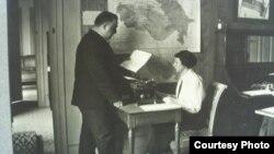 Председатель азербайджанского парламента и руководитель делегации АДР в Париже Алимардан бек Топчибашев, 1920. Фото из архива Алтая Геюшева. Публикуется впервые.
