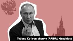 У статті на сайті аналітичного центру Atlantic Council ідеться про те, що єдиний спосіб покласти край конфліктові в Україні – це тиснути на президента Росії Володимира Путіна