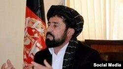 عبید الله بارکزی عضو ولسی جرگه افغانستان