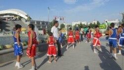Türkmenistanyň taryhynda ençeme olimpik çempiony bar