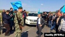 Мостафа Җәмилев Кырымга кертелми
