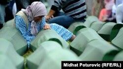 Komemoracija u Srebrenici, 2014.