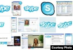 Skype парақшалары