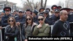 25-март, Бишкек