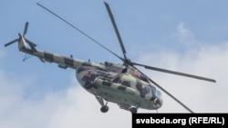 Вертолет Ми-8 (архивное фото)