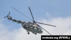 Вертоліт Мі-8 (ілюстраційне фото)