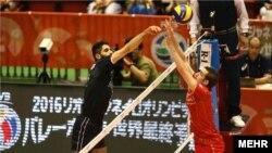 بازی ایران و فرانسه در ژاپن