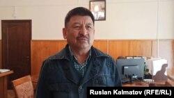 Мамасалы Акматов.