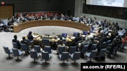 Заседание Совета Безопасности ООН. Иллюстративное фото.