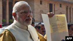Индискиот премиер Нарендра Моди.